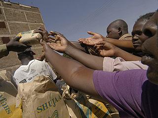 西非800万人