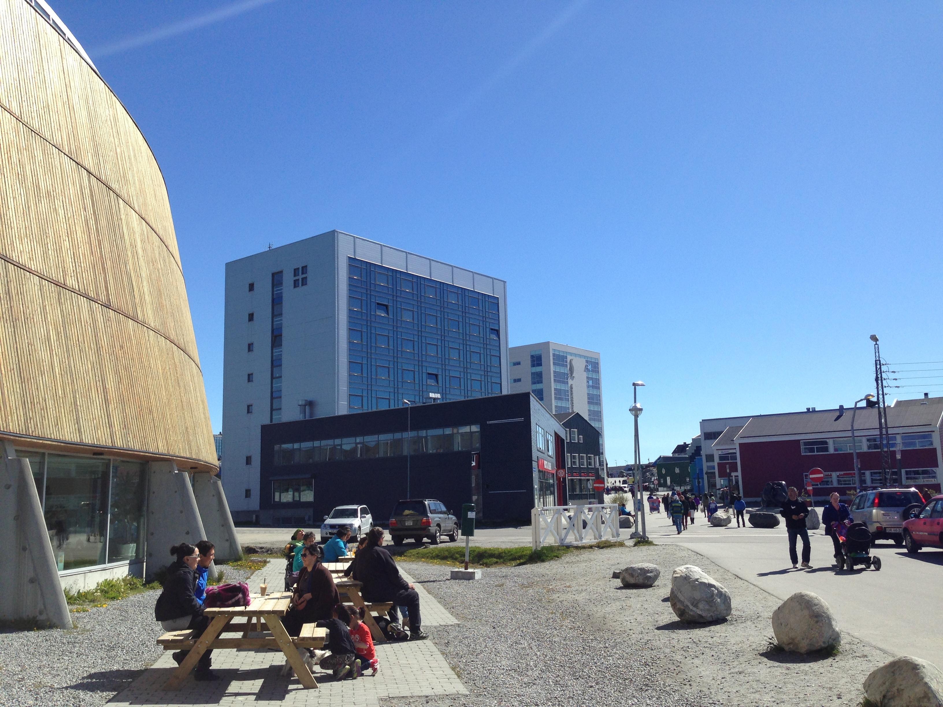 外媒关注中企助力格陵兰开发资源:当地需要中国投资