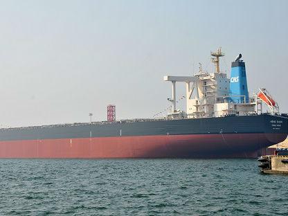 """英媒:美售华高粱船转向日本及沙特 虽有""""接盘""""但规模有限"""