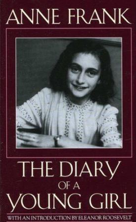 图2 《安妮日记一书封面》