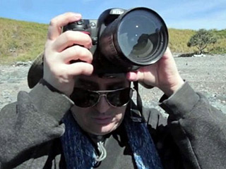 失明的他如何成为摄影师