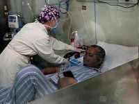 巴基斯坦患者注入中国脐带血造血干细胞