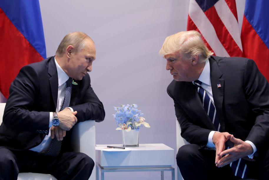"""美众议院报告称特朗普未""""通俄"""""""