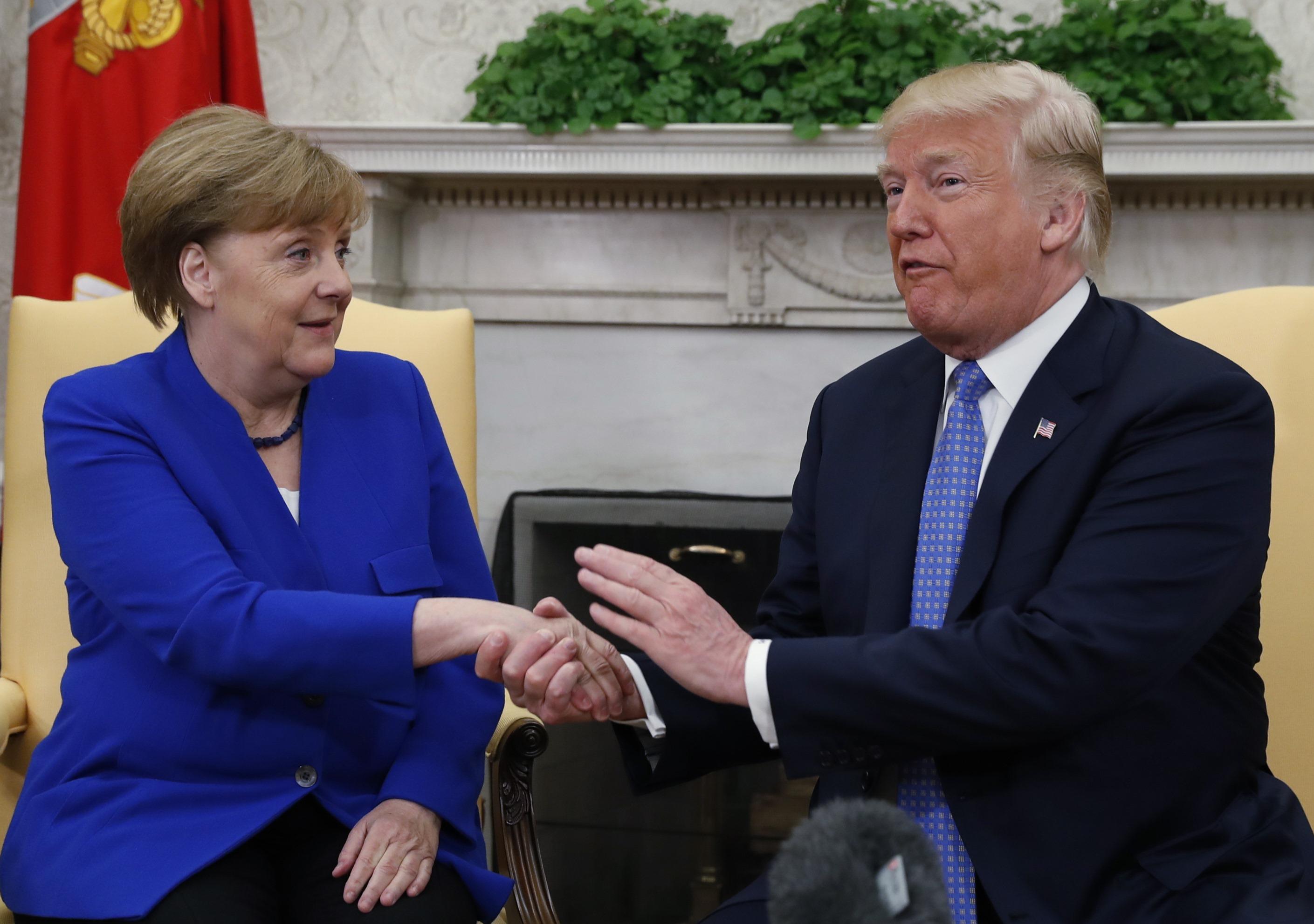 外媒:特朗普乐观期待美朝峰会
