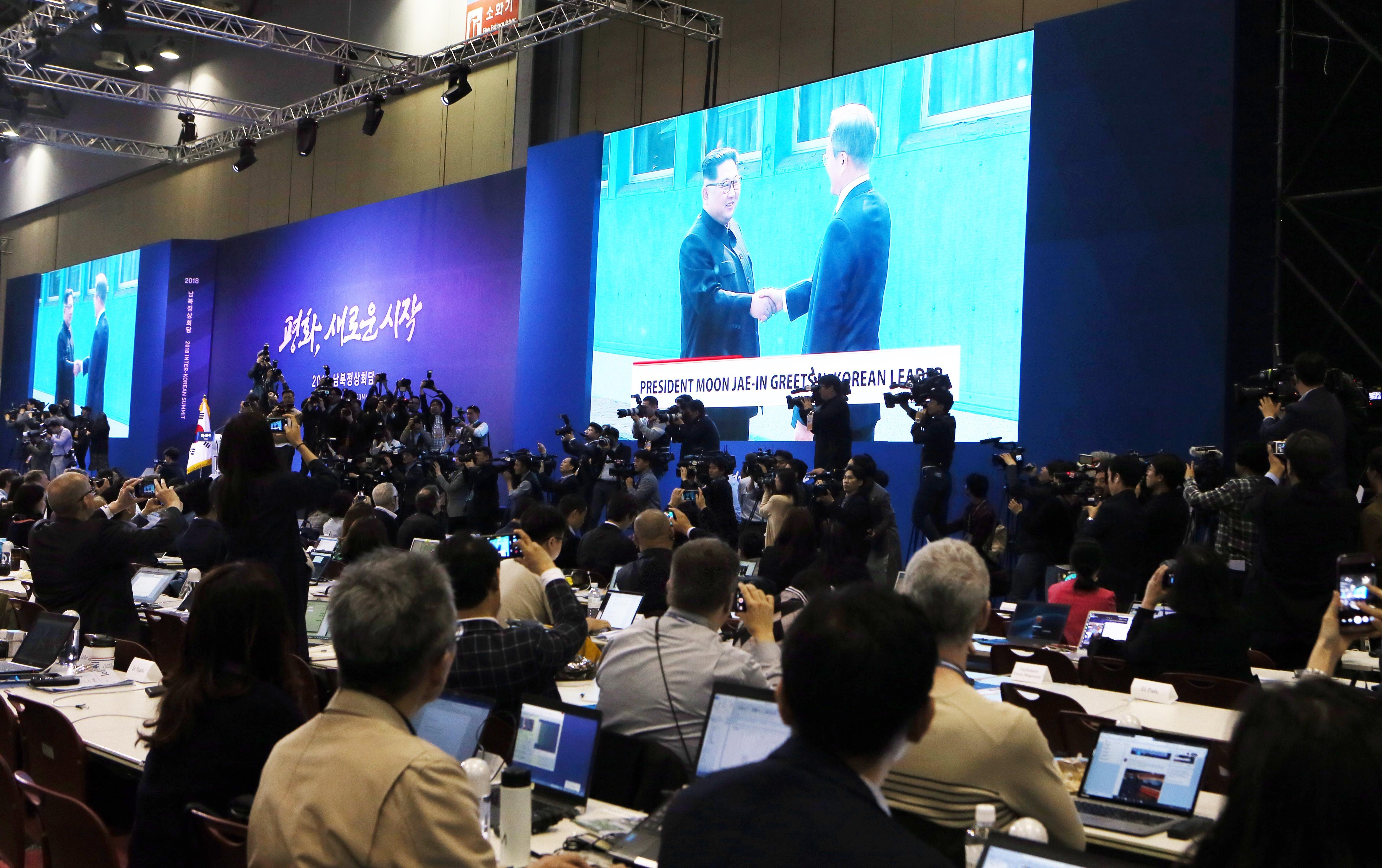 媒体述评:中国对半岛局势缓和发挥关键作用