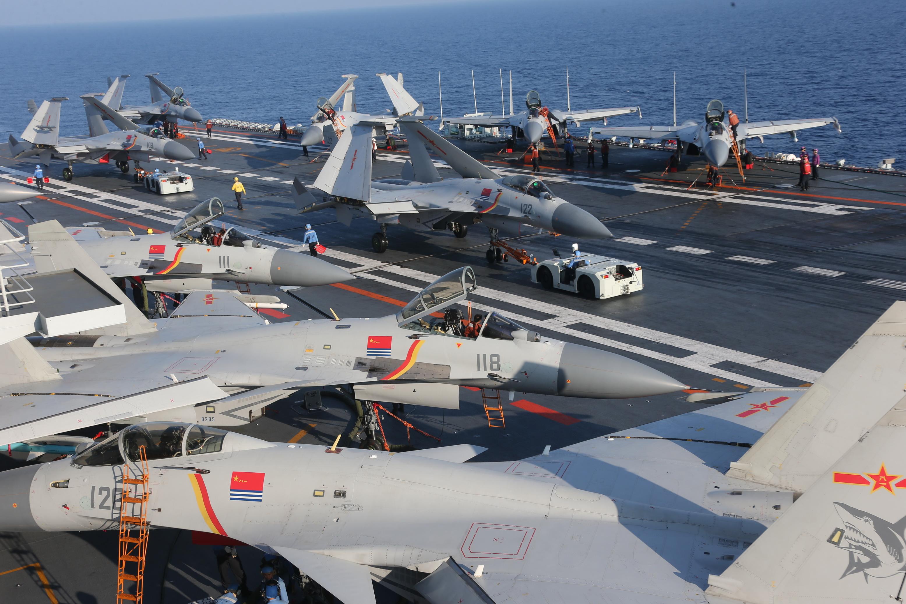 美媒分析:中国会否为俄罗斯造航空母舰