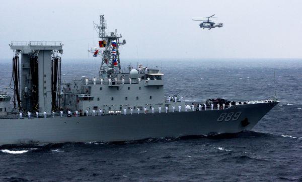 9彩彩票官网:美媒:中俄海上联合军演将移师黄海
