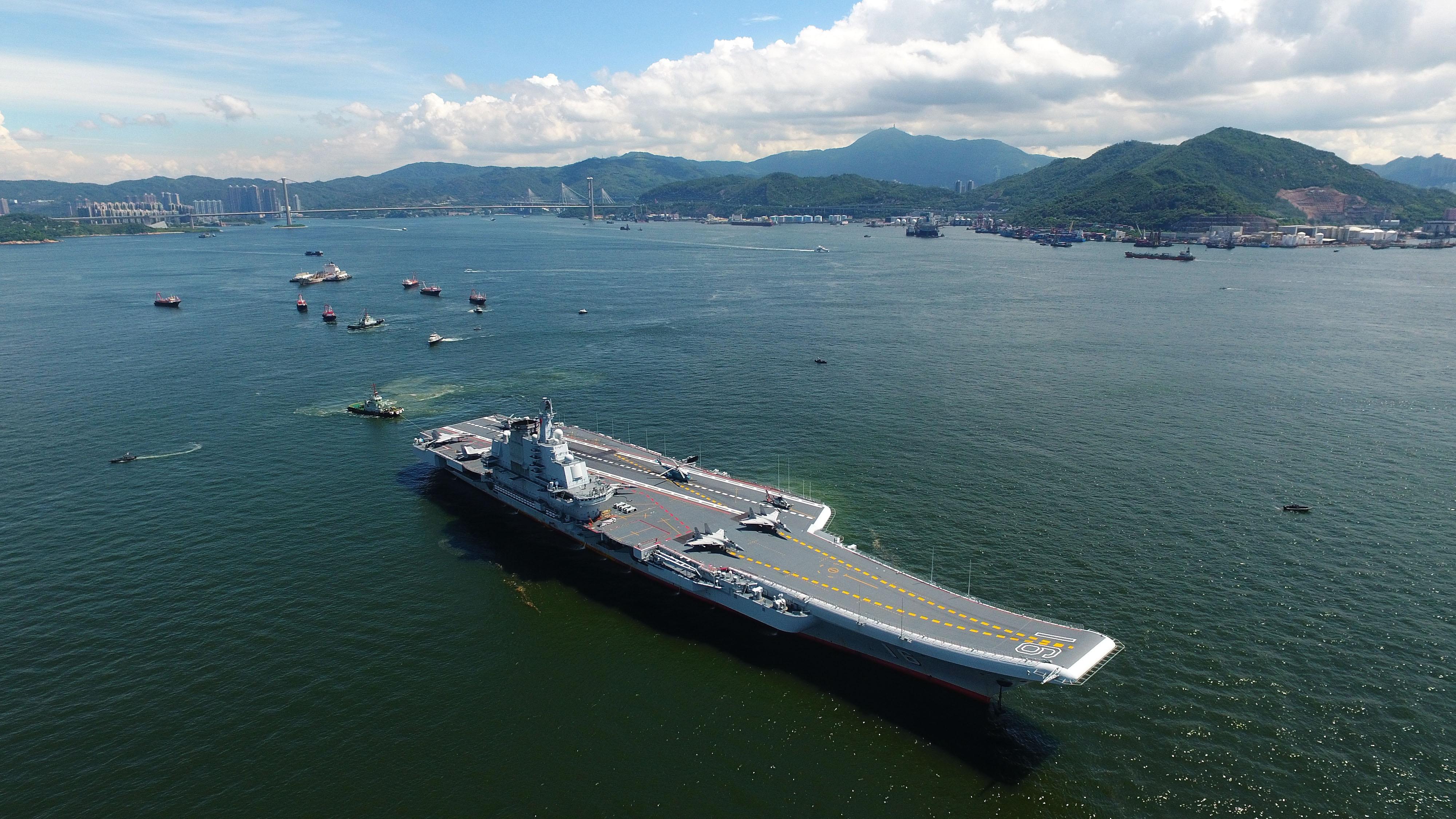 英媒深度分析:中国远洋海军舰队逐渐显现强劲实力