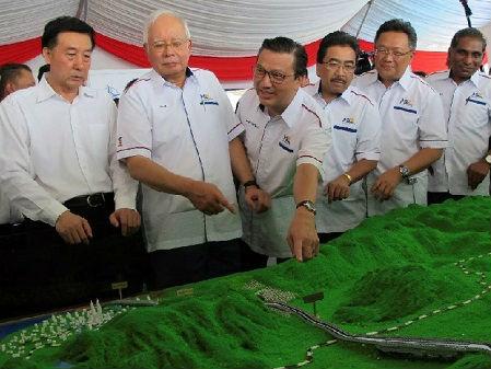 马来西亚总理:中国崛起无法抵挡 但绝不会搞军事扩张