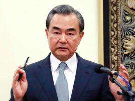 外媒关注中国外长关键时刻访问朝鲜