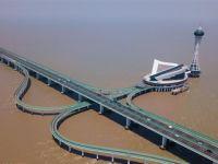 杭州湾跨海大桥建成通车十周年