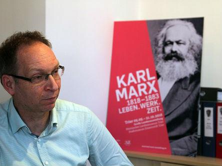 在原始著作中重读马克思——探访德国马恩全集编辑部