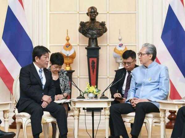 日媒:泰国表示有意加入TPP 日本盼带动美国回归