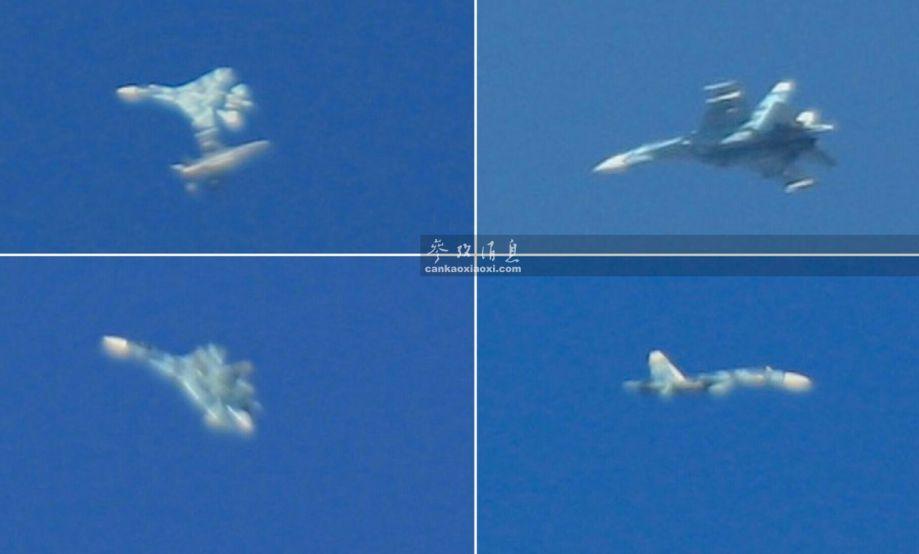 毫无秘密!美私企曾购苏-27当假想敌机