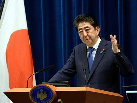 日媒:近六成日本民众反对安倍修宪 内阁支持率持续低迷