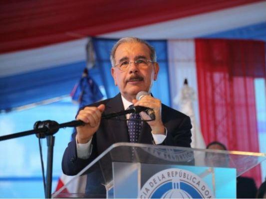 多米尼加总统称中多建交无任何附加条件 有人企图抹黑