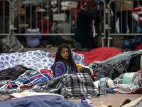 中美洲移民抵边境 美国政府