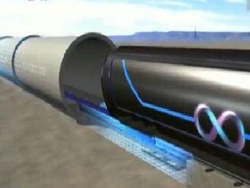 英媒关注中国研发真空管道超高速列车:比现有高铁快3倍