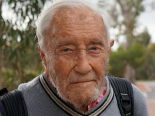 104岁科学家的