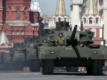"""美陆军想要""""软杀伤""""武器:摧毁敌坦克但不伤及周边平民"""