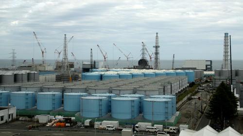日媒:日本政府决定将福岛第一核电站核污水排入大海