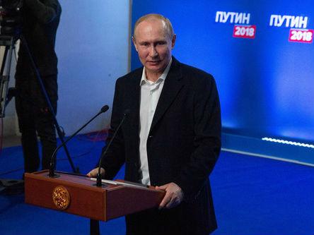 境外媒体:普京今日举行总统就职典礼 梅德韦杰夫政府将辞职