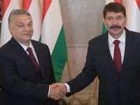 匈牙利总统授权欧尔班组建新政府