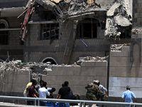 也门总统府遭空袭至少6人死亡