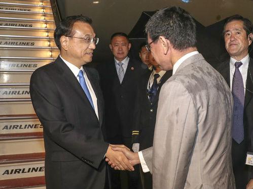 外媒评述:李克强访问日本将推动中日关系返正轨