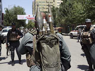 阿富汗首都连遭4起爆炸袭击