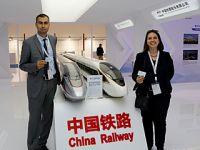 中国高铁为世界提供可持续发展解决方案
