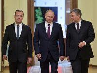 普京任命梅德韦杰夫为俄罗斯新政府总理