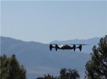 共享汽车技术军事化?美军与优步开发静音无人机