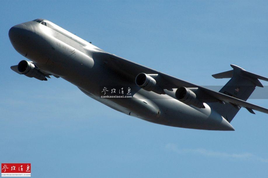 44年前创举!美军运输机曾空射洲际导弹