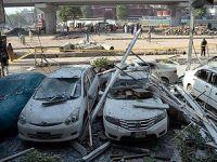 巴基斯坦一旅馆发生爆炸至少5人死亡