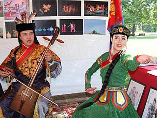 索非亚举办亚洲文化节