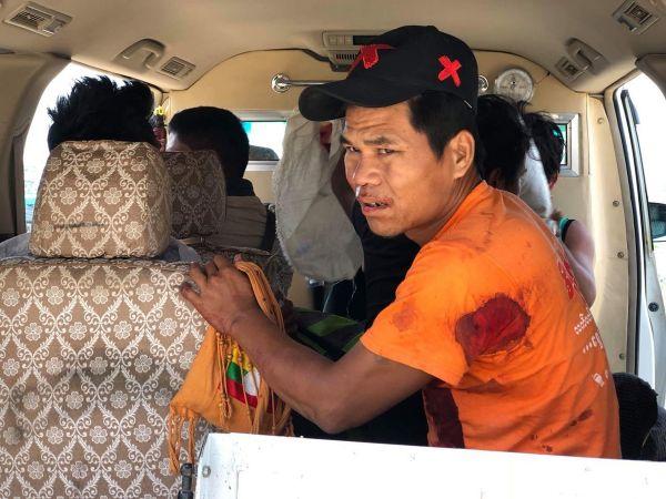法媒:缅军方与民族武装爆发严重冲突 地点靠近中国边境