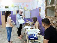 伊拉克新一届国民议会选举投票平稳结束