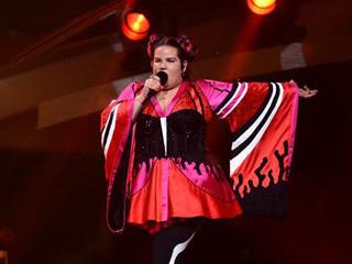 以色列歌手夺得第63届欧歌赛冠军