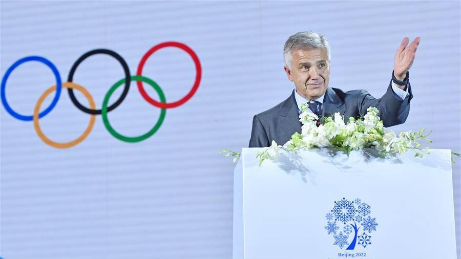 专访胡安·萨马兰奇:相信中国代表团在北京冬奥会成绩突飞猛进