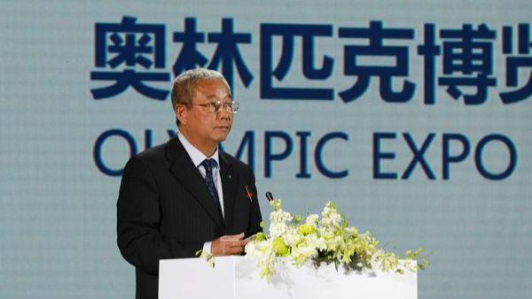 裁判问题无关国际话语权——专访国际奥委会副主席于再清