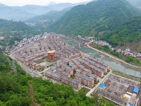 英媒:汶川震区重建工作赢得国内外赞誉