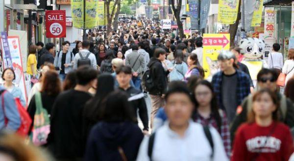 韩媒:中国游客回归助韩服务业市场重现活力 就业人数猛增