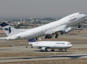 制裁开始!美财政部中止发放对伊朗出口飞机许可证