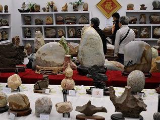 看起来像肉的石头价值几何?美媒关注中国肉形石收藏
