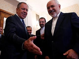 俄罗斯和伊朗外长表示共同维护伊核协议