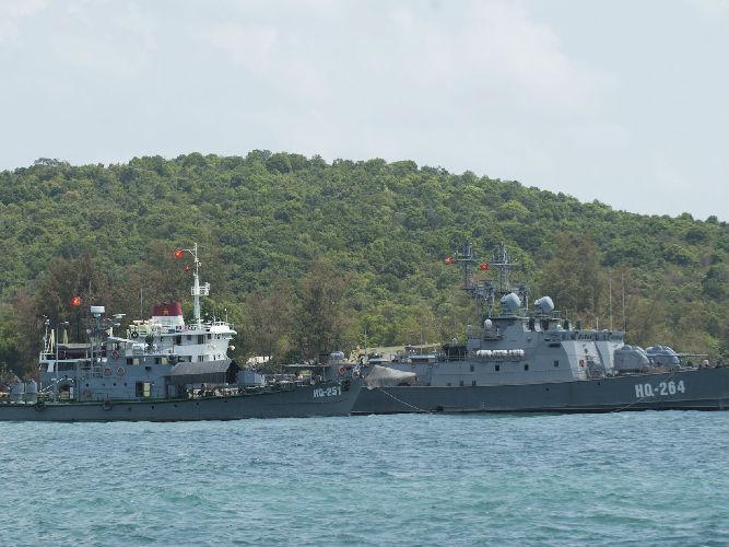 """印越将首次进行双边海军演习 印媒:印度""""东进""""重大一步"""