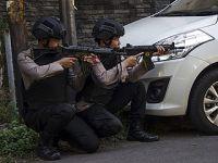 印尼泗水警察局袭击事件造成4人死亡