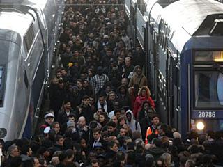 法铁路罢工影响力大不如前?
