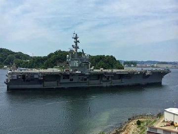 驻日美军又出事了!台媒:日本警方指控一名美国水兵运毒